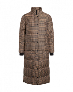 Sisters Point Dusty New Check Jacket