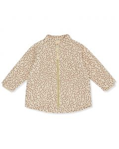 Konges Sløjd Thermo Long Coat Buttercup Rosa