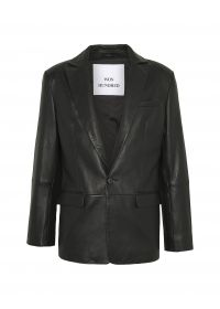 Won Hundred Michael Leather Jacket